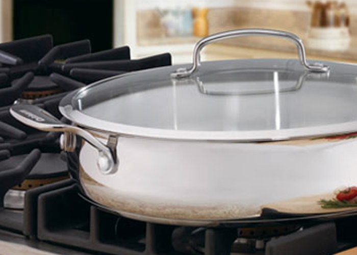 CUISINART Contour Cookware  Strategy | Product Design