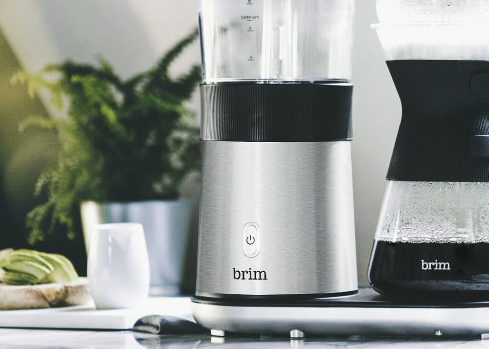 BRIM Pour OVer Coffee  Strategy | Product Design | Brand Identity | Visual Design Language