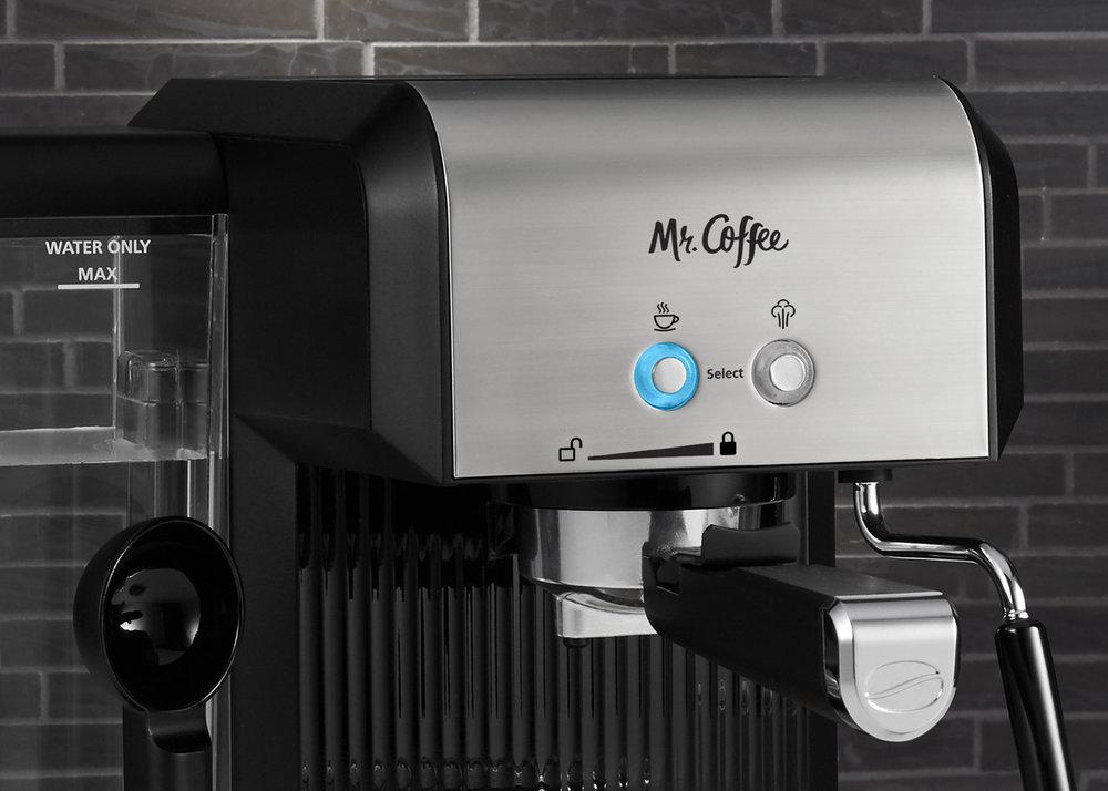 MR. Coffee Espresso Family  Strategy | Product Design | Visual Design Language