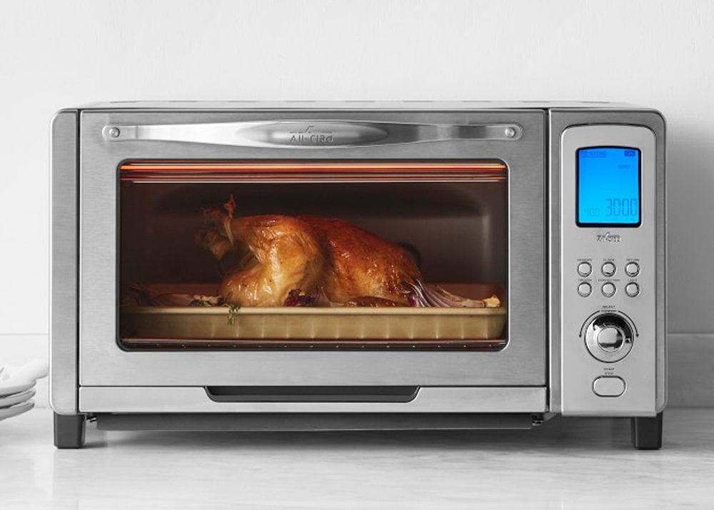 All-clad  toaster oven