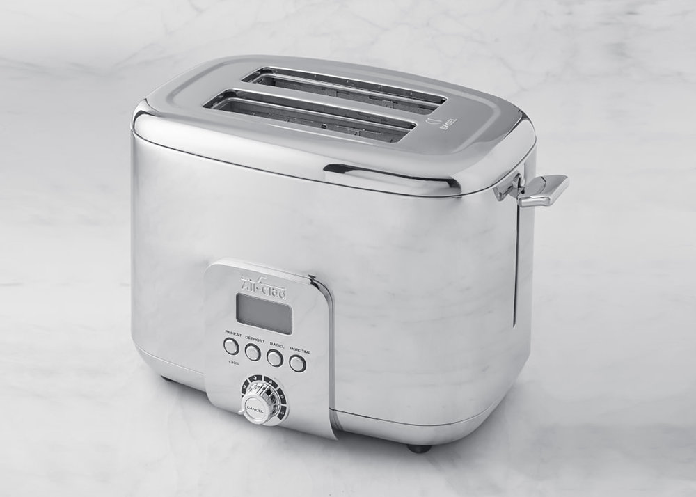 All-Clad Toasters  Strategy | Design | Visual Design Language | Prototyping
