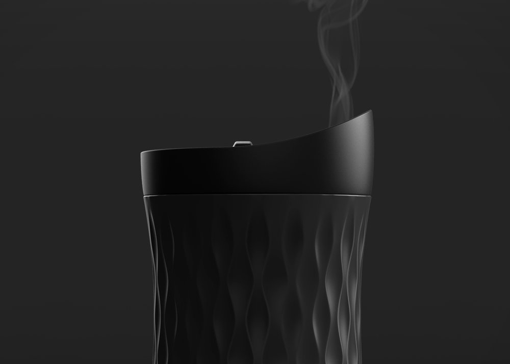 BUILT NY Tilt Tumbler  Concept | Strategy | Design | Engineering | Prototyping | Sourcing | Naming