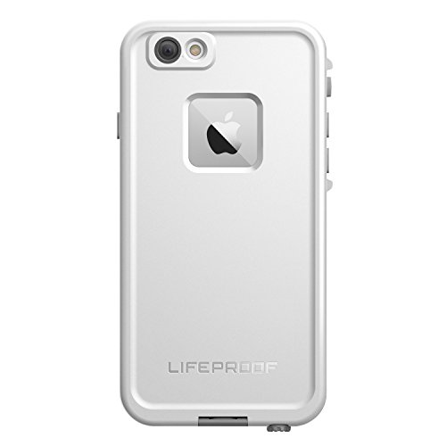 Lifeproof 77-52564 FRE Waterproof Case for iPhone 6/6s (4.7-Inch Version)- Avalanche (Bright White/Cool Grey) $28.99 LifeProof