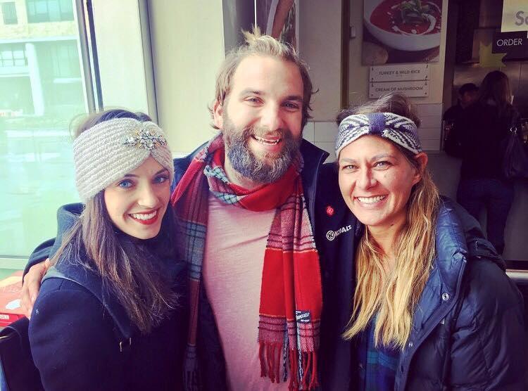 Ashley, Luke & Kristina
