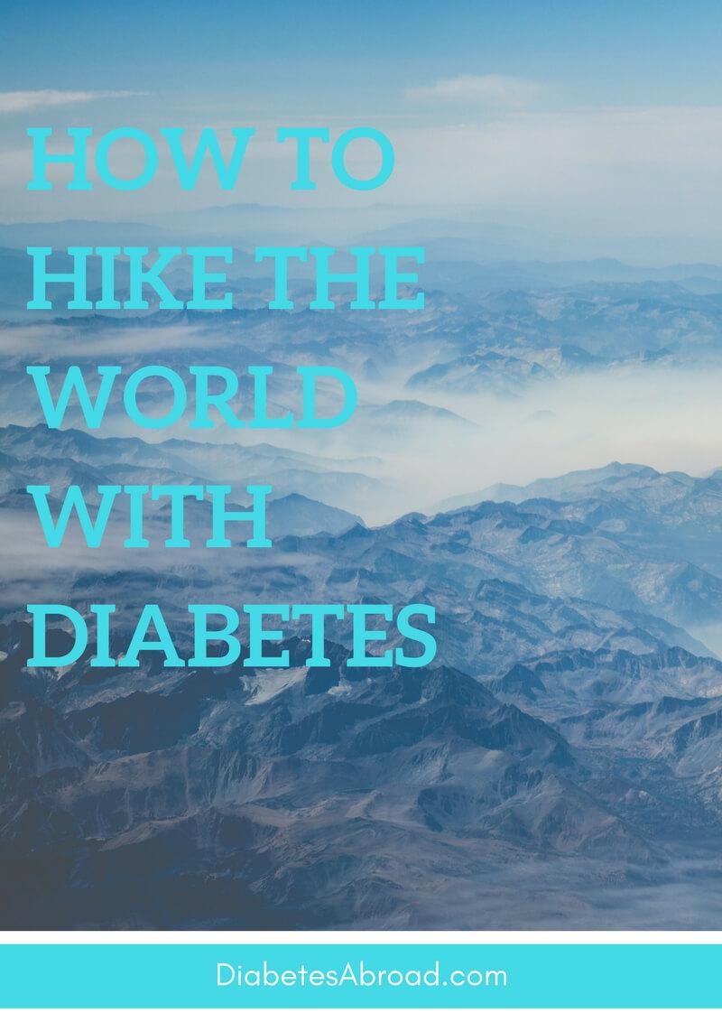 DiabetesAbroad-HikeTheWorld