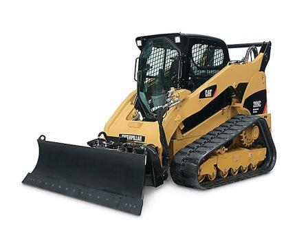CAT 289C  COMPACT TRACK LOADER  Gross Power: 84 hp Operating Weight: 10,365 lbs    View Specifications