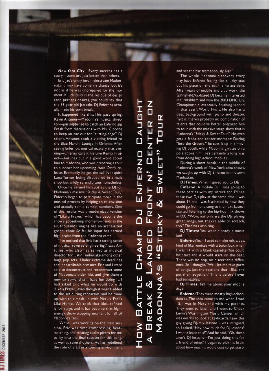 DJ Times Page 1