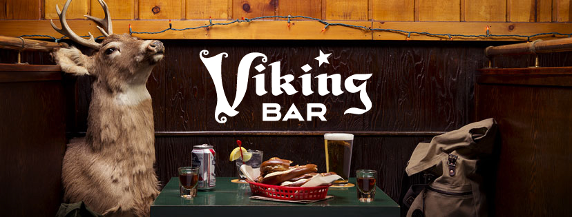 Viking Bar by Molecule Marketing