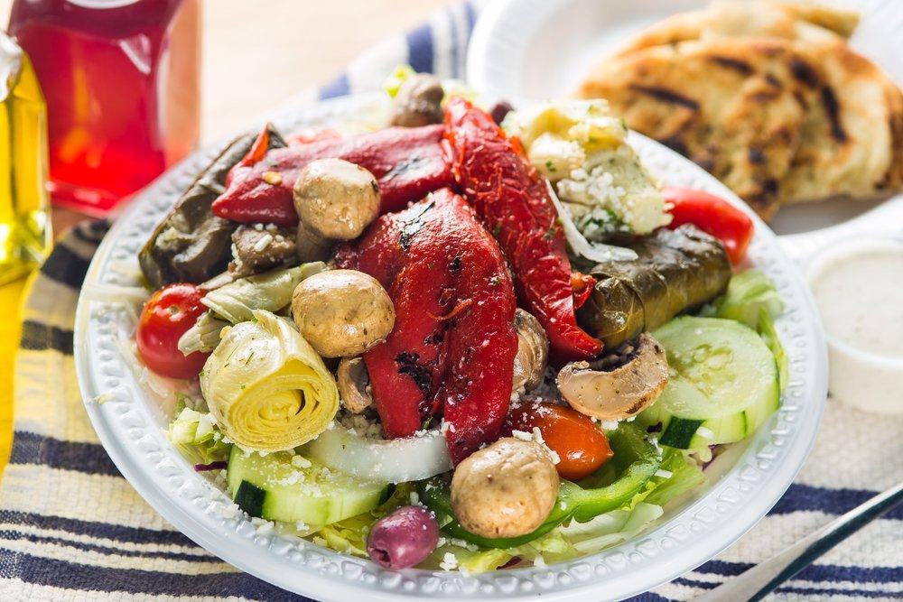 Mediterranean Salad $35