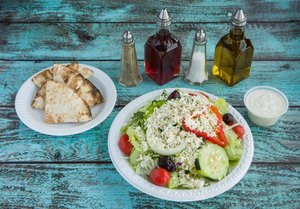 Greek Salad $30