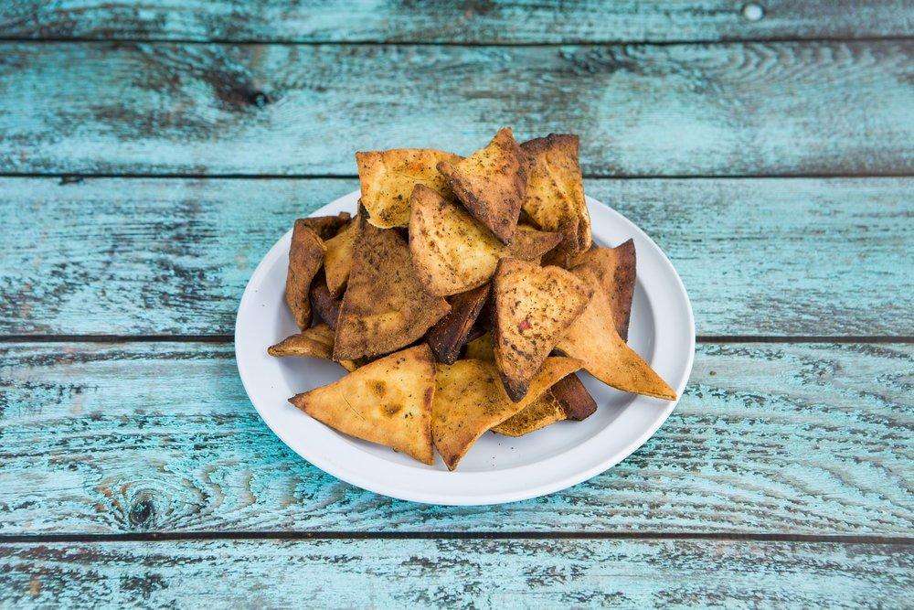 Pita Chips $15
