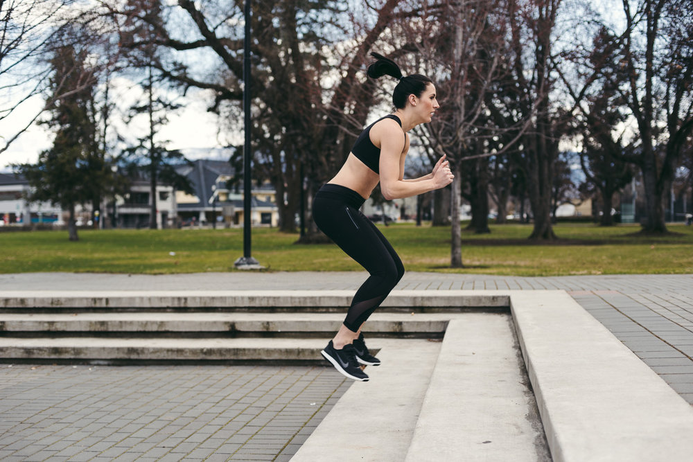 photo by Kezia Nathe - lululemon photographer + official badass
