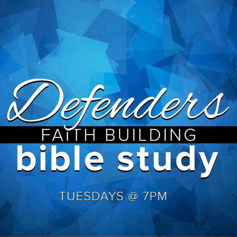 defenders bible study