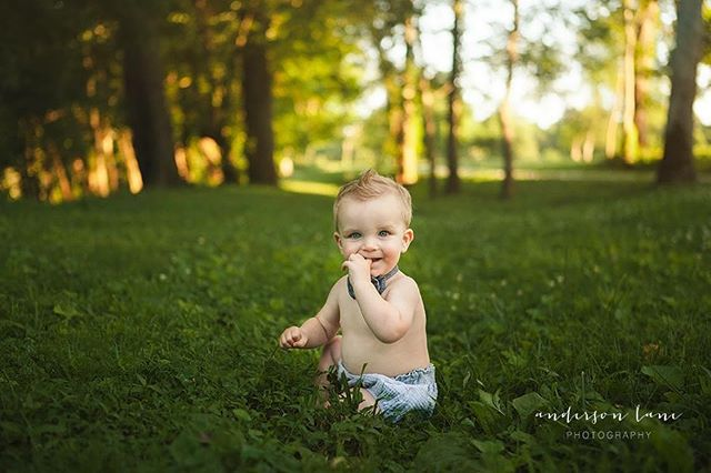 I had to share another one of this handsome little man before sending off his gallery!