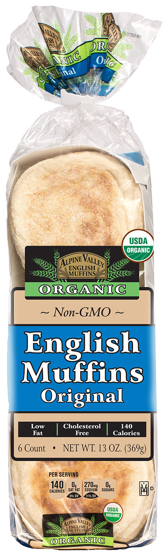 Original English Muffins
