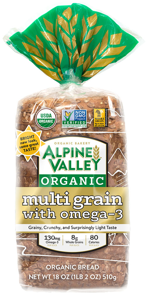 Multi Grain with Omega-3