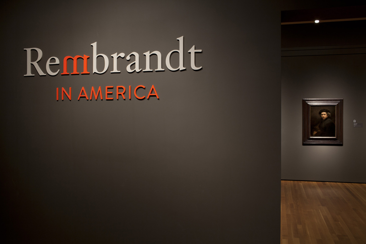 Cleveland Museum of Art  Rembrandt in America  exhibition