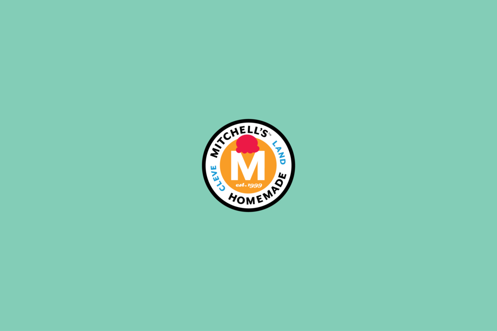 Agnes Studio Mitchell's Ice Cream logo