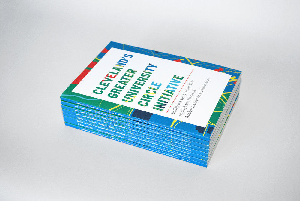 Agnes Studio Greater University Circle Initiative, The Cleveland Foundation book