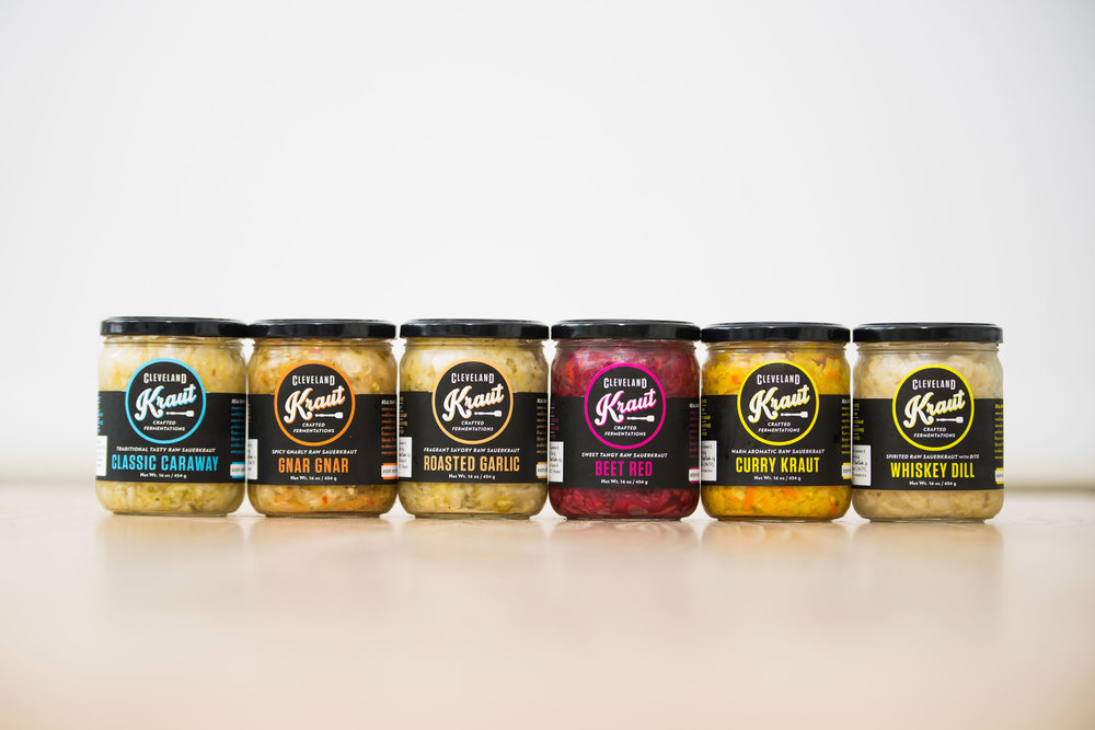 Agnes Studio Cleveland Kraut packaging