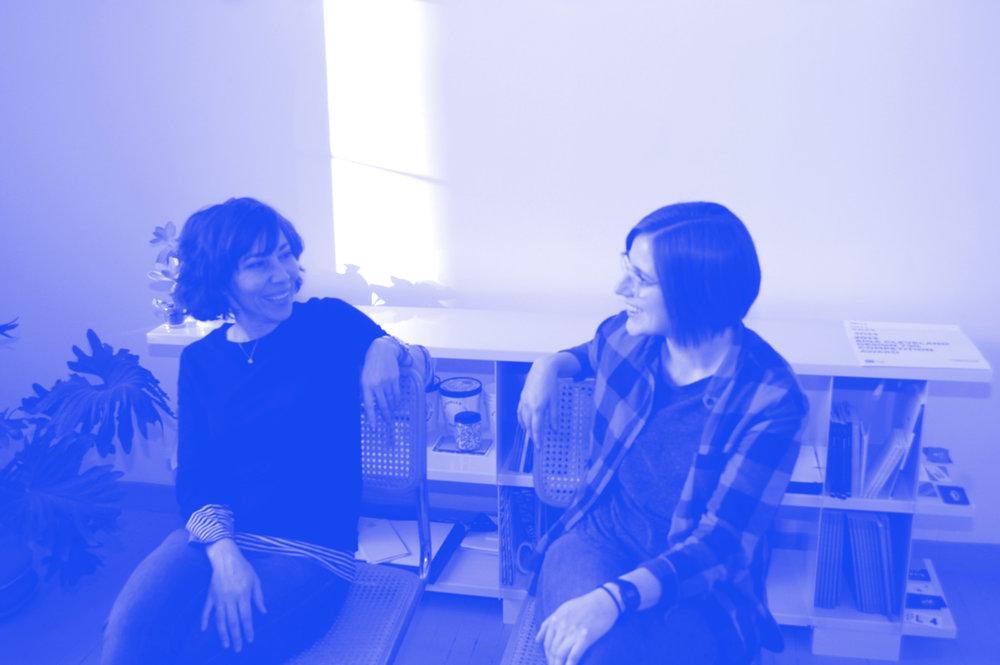 Agnes Studio Danielle Rini Uva & Katie Parland