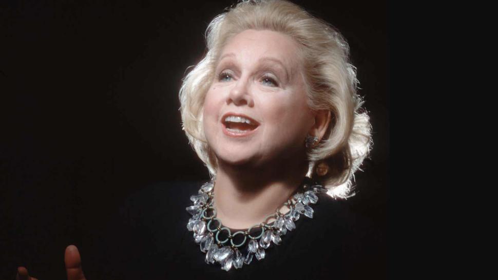 2011-12: Barbara Cook