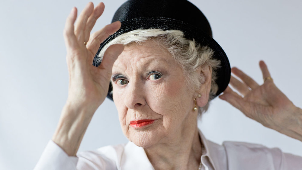 2003-04: Elaine Stritch
