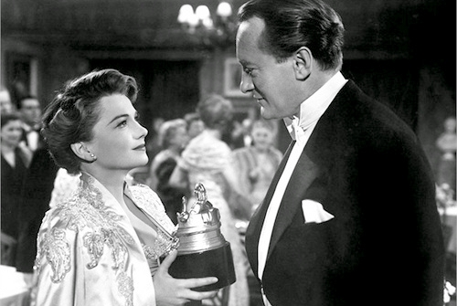 """Chicago's Nov. 12 Sarah Siddons Award — Was It the True Star of All About Eve?"" - By Megan McKinney, Classic Chicago Magazine - Would the Joseph Mankiewicz mid-century film All About Eve continue to be considered ""iconic"" today without Chicago's Sarah Siddons Award?READ MORE"