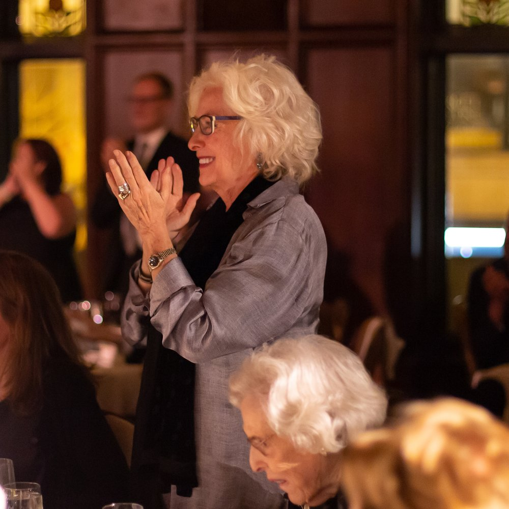 Honoree, Betty Buckley