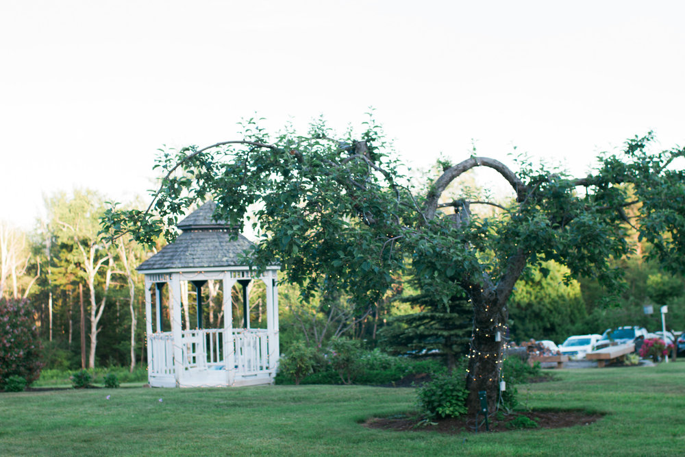 apple orchard gazebo wedding venue