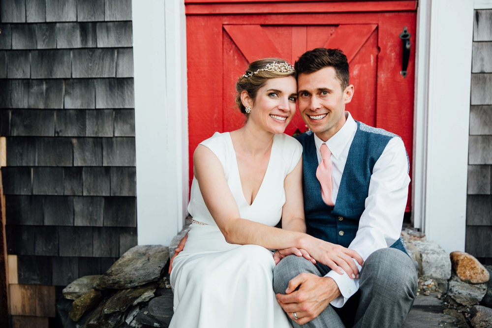maine wedding portraits live well farm