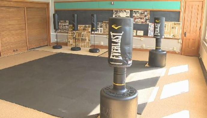First look inside the new Joe and Rose Byrd boxing training facility in Flint