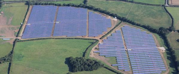 Solar Field supported by the Congregation of Christian Brothers' investment