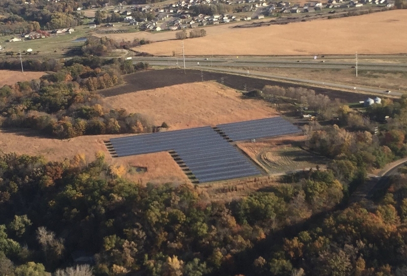 1 Megawatt Solar Farm Financed by the School Sisters