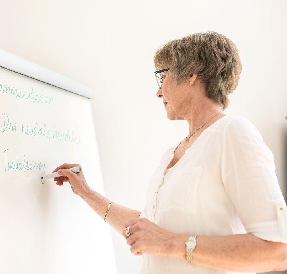 Hvorfor vælge samtaleterapi?