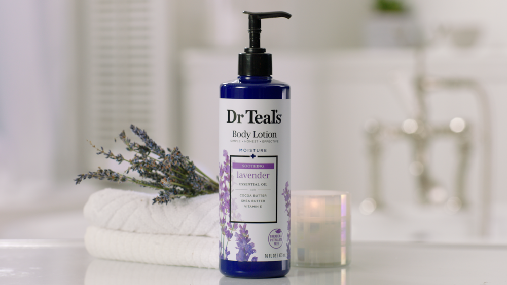 Dr. Teal's Body Lotion -