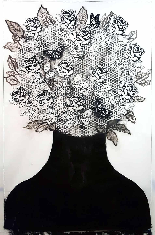 Flower Face