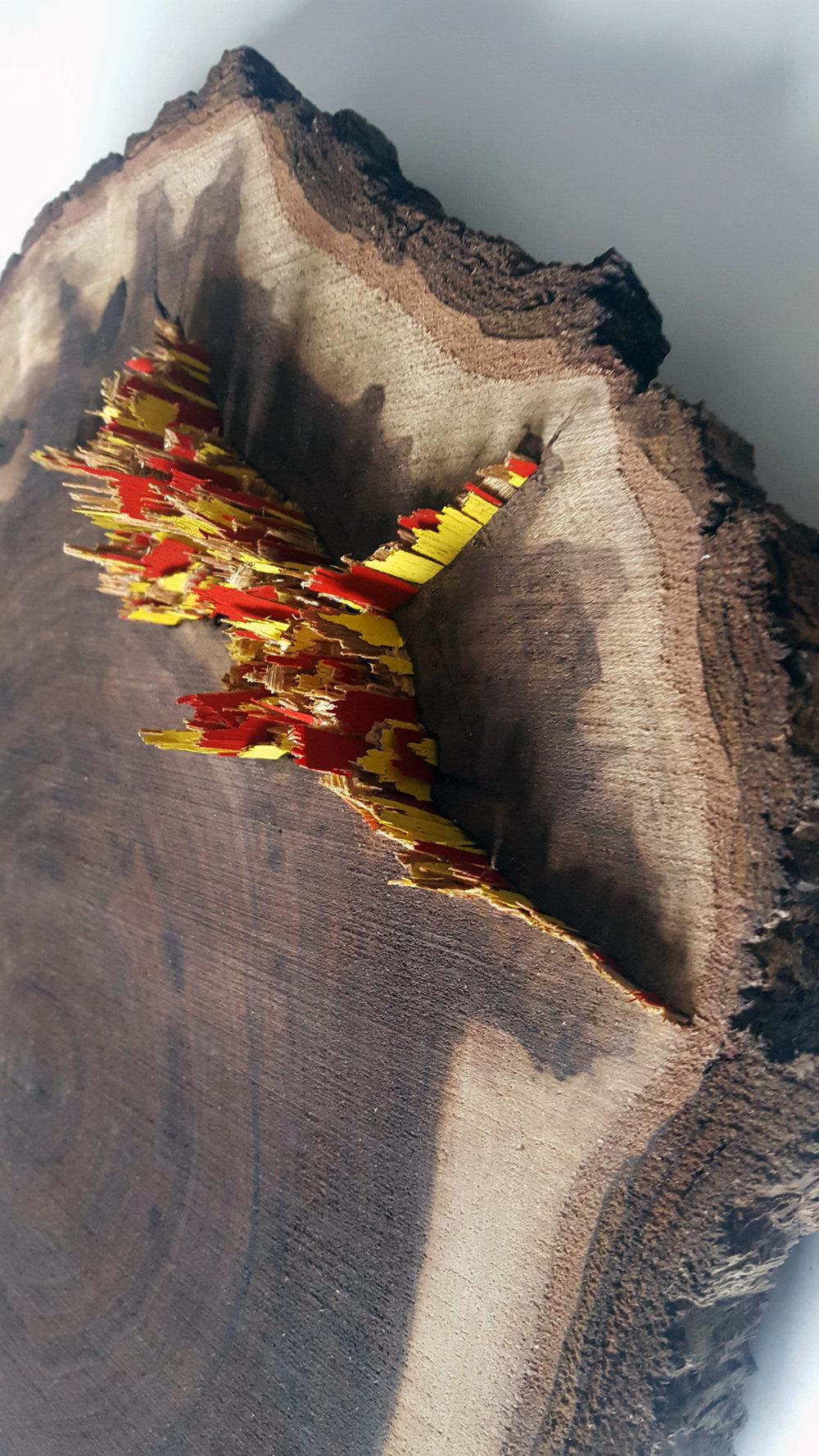 Fire Round Detail