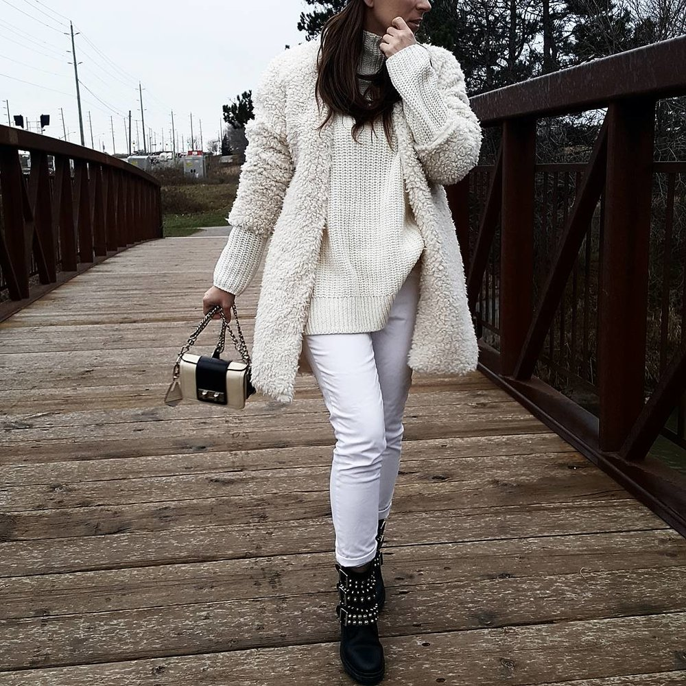 Winter whites with an edge