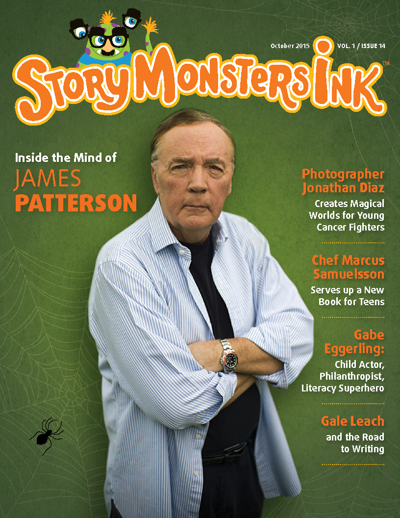 james patterson marcus samuelsson featured in october issue of