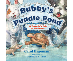Bubby's Puddle Pond