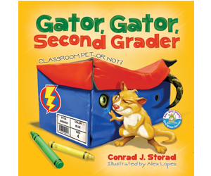 Gator, Gator, Second Grader