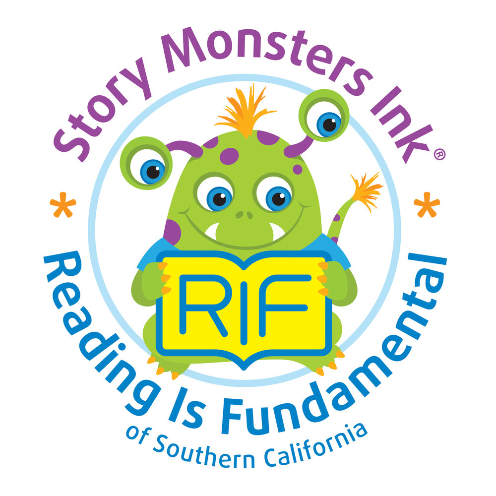 Story Monsters Ink® Announces Partnership with Reading Is Fundamental of Southern California