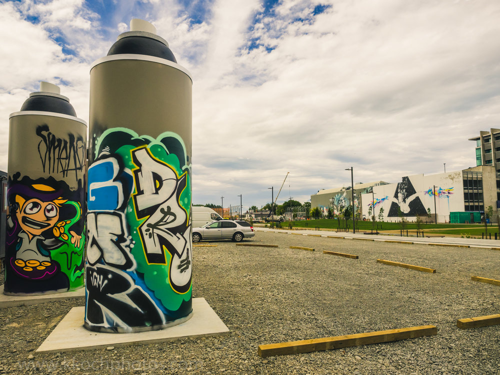 CHCH street art