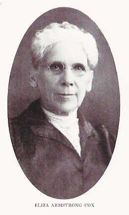 Eliza Armstrong Cox