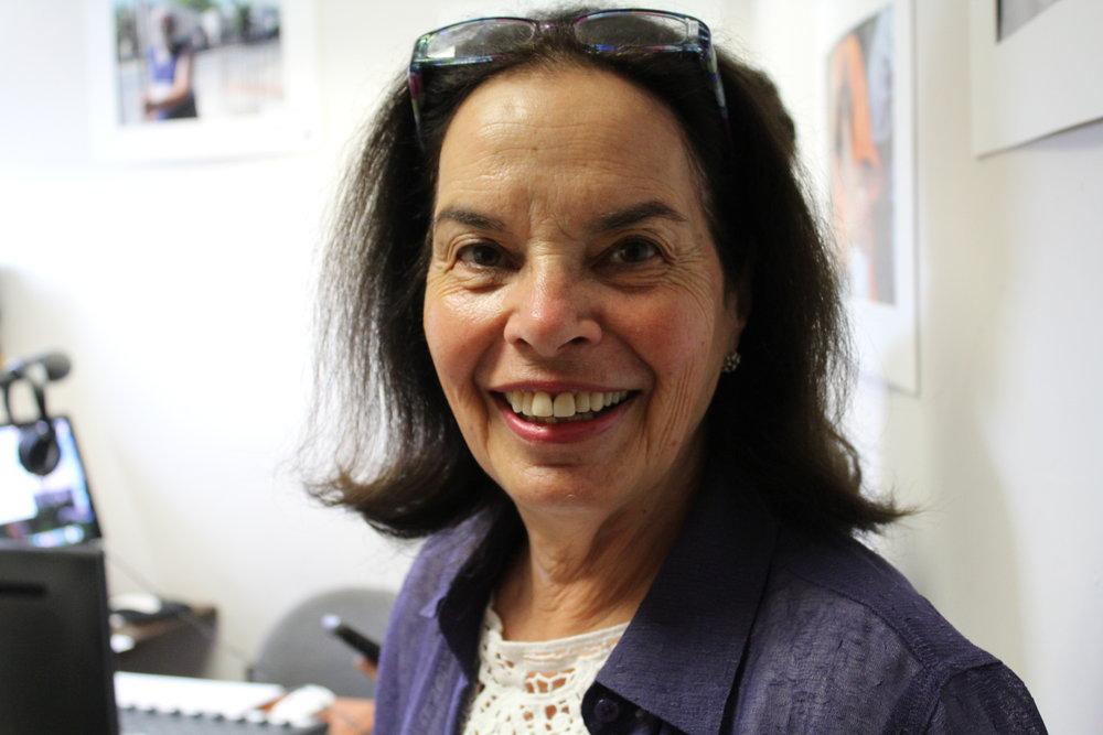 Marcia Chambers