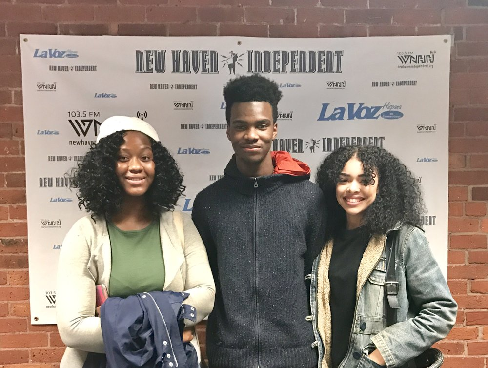 """Today on """"One World Radio"""" host N'Zinga Shäni has an interesting and educational conversation about Black History with New Haven area high schoolers."""