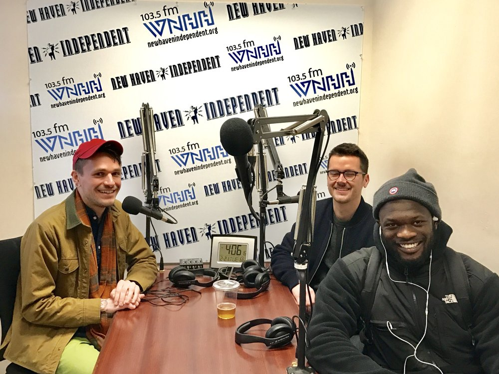 "Today on ""Grounded"" host Chris Stedman and Onyeka Obiocha have a conversation about music, politics, and food with Reed Immer – Marketing Director at Junzi Kitchen."