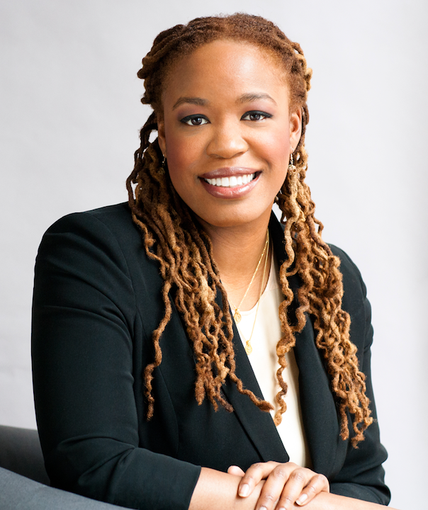 "Today on ""LoveBabz LoveTalk"" talks with Heather C. McGhee, President of Demos. www.demos.org/"