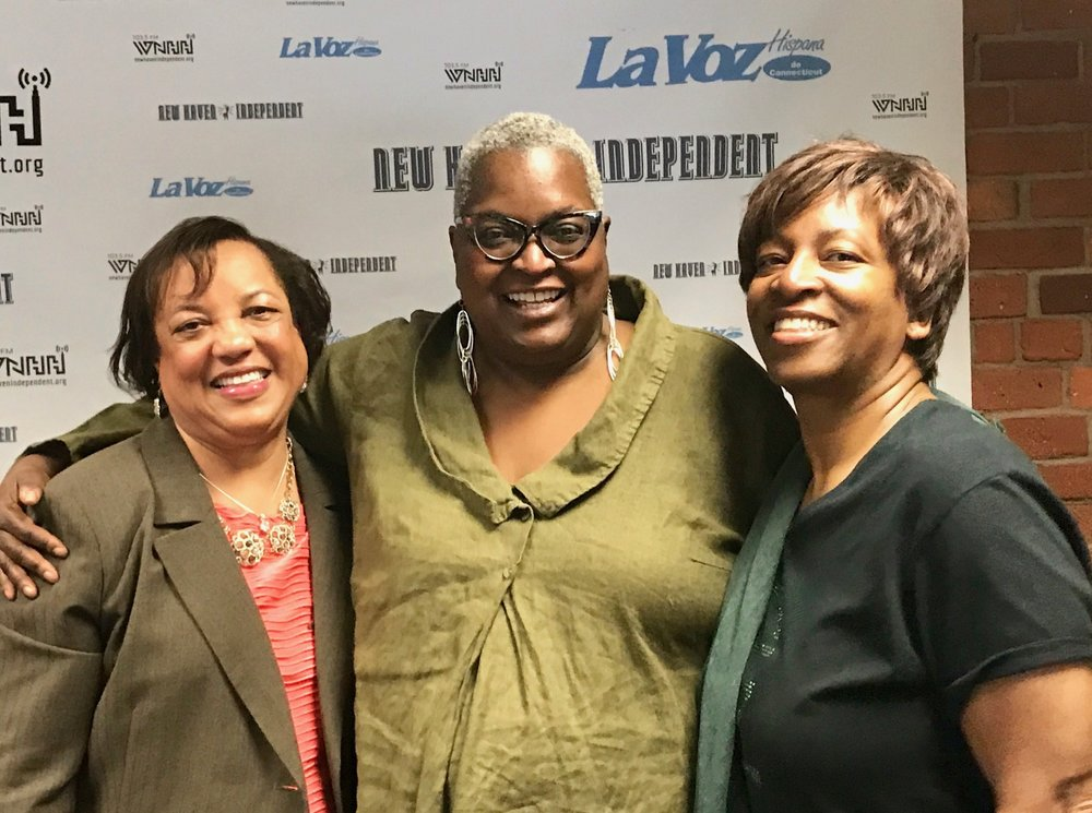 "Today on ""LoveBabz LoveTalk"" host Babz Rawls-Ivy talks with Diane Turner, Michelle Turner, and Shauna Tucker the President of New Haven Chapter of The Girlfriends, Inc."